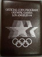 STATI UNITI 1 DOLLAR 1983 OLYMPIC SILVER DOLLAR BRILLIANT UNCIRCULATED - Emissioni Federali
