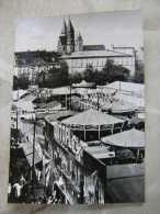 Deutschland - MAGDEBURG   - Herbstmesse Auf Dem Domplatz -Willi  Strauch   RPPC - D107621 - Magdeburg