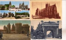 13 / 7 / 399  - LOT  DE  20  CPA  DE  METZ  - (toutes Scannées ) - Cartoline
