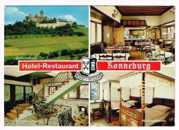 C2918 Ronneburg Uber Altwiedermus - Hotel Restaurant / Non Viaggiata - Germania