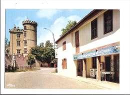 SAINT-BLANCARD. - Une Tour Du Chateau... - Autres Communes
