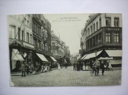 VALENCIENNES ENTREE DE LA RUE DE SAINT GERY - Valenciennes