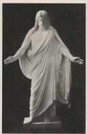 Christus Statue  By   Thorvaldsen  Vor Frue Kirke.   Denmark  # 01072 - Jesus