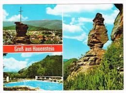 C2927 Gruss Aus Hauenstein Im Pfalzer Wasgau - Multipla / Non Viaggiata - Hauenstein