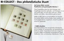 Teil 3 Vordruck-Album Deutschland 1970-1974 Wie Neu 95€ KABE BI-collect Ohne Falz Einzeln Aus Komplett-Album BRD 1949/04 - Alben & Binder