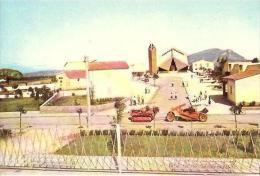 CPSM - COMUNE DI CAPACCIO - BORGO GROMOLA - Della Riforma Fondiaria - Edition Manzoni - Other Cities