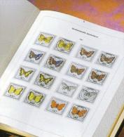 Teil 4 Vordruck-Album Deutschland 1975-1979 Wie Neu 106€ KABE BI-collect Ohne Falz Einzeln Im Komplett-Album BRD 1949/04 - Alben & Binder