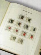 Teil 6 Vordruck-Album Deutschland 1985-1989 Wie Neu 80€ KABE BI-collect Ohne Falz Einzeln Aus Komplett-Album BRD 1949/04 - Alben & Binder
