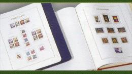 Teil 7 Vordruck-Album Deutschland 1990-1994 Wie Neu 150€ KABE BI-collect Ohne Falz Einzeln Im Komplett-Album BRD 1949/04 - Alben & Binder