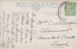 POSTAL HISTORY - SKELETON CANCELLATION - LITTLEHAMPTON. DATE UNCLEAR - Postmark Collection