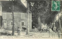 21 TALMAY - ROUTE D AUXONNE - LA MAISON OU NAQUIT EN 1774 MARIE THERESE FIGUEUR DITE MADAME SANS GENE - France