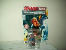 """La Collezione Inedita """"Supereroi Marvel"""" (Fabri Editori)  N. 12   """"Quasar"""" - Super Eroi"""