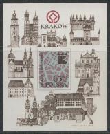 Polen Yvertnrs:blok 98 Postfris - Blocks & Sheetlets & Panes