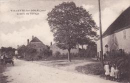 VILLETTE-les-DOLE (Jura) : Centre Du Village - Frankrijk