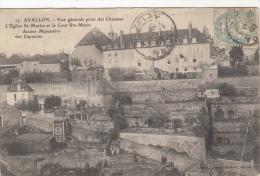 Avallon Ancien Monastère Des Capucins - Avallon