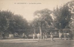 BEYROUTH - Le Jardin Public - Lebanon