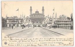 CPA  Exposition  Universelle De 1900 Exposition Coloniale Du Trocadéro  Paris 75 - Expositions