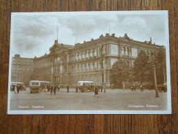 Helsinki ATENEUMI / Helsingfors Ateneum Anno 1936 ( Zie Foto Voor Details ) !! - Finlande