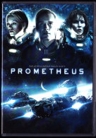 PROMETHEUS - Film De Ridley Scott - Naomi Rapace . - Fantascienza E Fanstasy