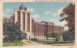 Minnesota Rochester New Addition Of The Saint Marys Hospital