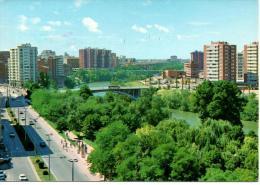 VALLADOLID : La Promenade Isabel La Catholique - Valladolid