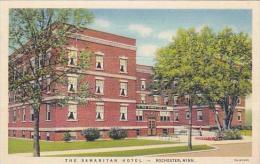 Minnesota Rochester The Samaritan Hotel