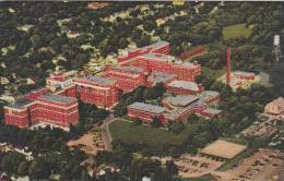 Minnesota Rochester Aerial View Saint Marys Hospital