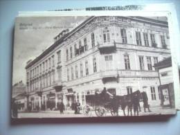 Servië Servien Belgrado Belgrad Beograd Fürst Michael Strasse Old - Servië