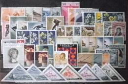 Saint-Marin:Lot De 81 Timbres MLH/MNH/MH */**/(*) TB - Collections, Lots & Séries