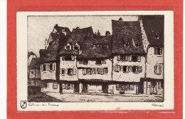 COLMAR EN FRANCE (68) / ILLUSTRATEUR / HANSI / Vieille Maison De Colmar - Hansi
