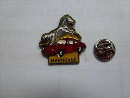 Auto Porsche 911 , Marhorse , Cheval , Pascal Lecocq - Porsche