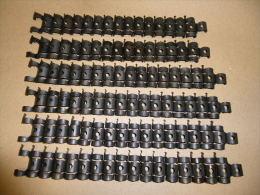Lot De 100 Maillons Détachables Pour Cal 7,62X51 OTAN - Equipement