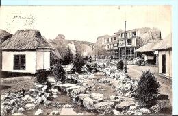 Exhibition Postcard - Japanese Village, Japan - British Exhibition, London 1910   A4990 - Expositions