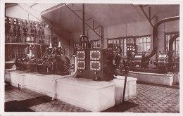 Ag - Cpa CACHAN - Ecole Des Travaux Publics - Salle Des Machines - Cachan