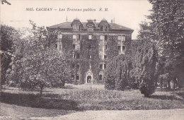 Ag - Cpa CACHAN - Les Travaux Publics - Cachan