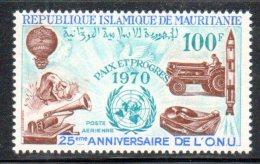 MAURITANIE - P.A   N° 101 **  (1970) - Mauretanien (1960-...)
