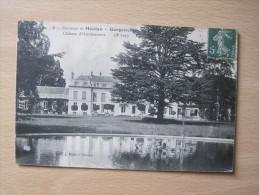 Gargenville - Chateau D'Hannecourt (3e Vue) - Gargenville