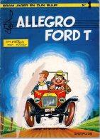 Bram Jager En Zijn Buur - Allegro Ford T (1ste Druk) - Bram Jager En Zijn Buur