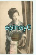 B - JAPON - Femme Japonaise - Non Classificati