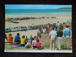 Jersey , Motor Racing , St. Ouen ´ S Bay , Courses De  Voiture Automobile Sur La Plage - Jersey