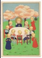 Postkaart  Carte Postale  Illustrateur  James Pennyless - Pennyless, James