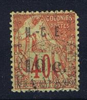 Nouvelle Caledonie: Yv 11 Used - Nieuw-Caledonië