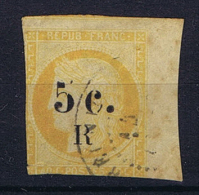 Reunion Yv 6 Used - Reunion Island (1852-1975)