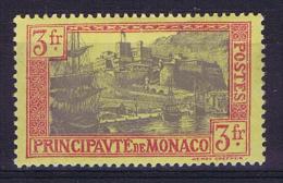 Monaco Maury 1926 MH/*, 113 - Ongebruikt