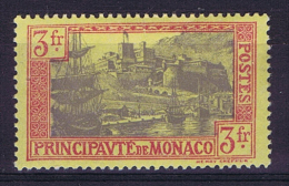 Monaco Maury 1926 MH/*, 113 - Monaco