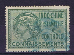 Indo Chine Connaissements Used - Indocina (1889-1945)