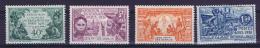 Cote Somalis, Yv 137 - 140. MH/* - Unused Stamps
