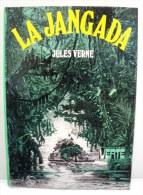 Bibliothèque Verte - Jules Verne - La Jangada 1973 - Bibliotheque Verte