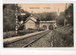 6385 BRAINE-le-COMTE Tunnel Gare - Braine-le-Comte