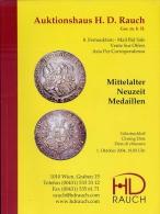 Auktionshaus H.D.Rauch - Vienna - Catalogo D´Asta  Mittelalter Neuzeit Medaillen Del 1 Ottobre 2004 N.18 Uhr - Libri & Software